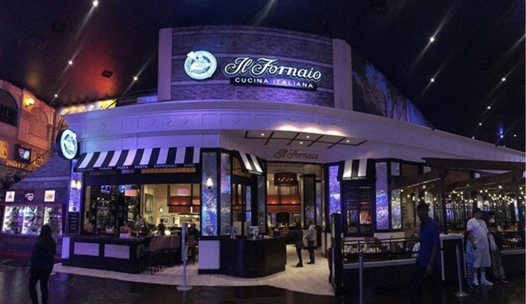 Il Fornaio Las Vegas