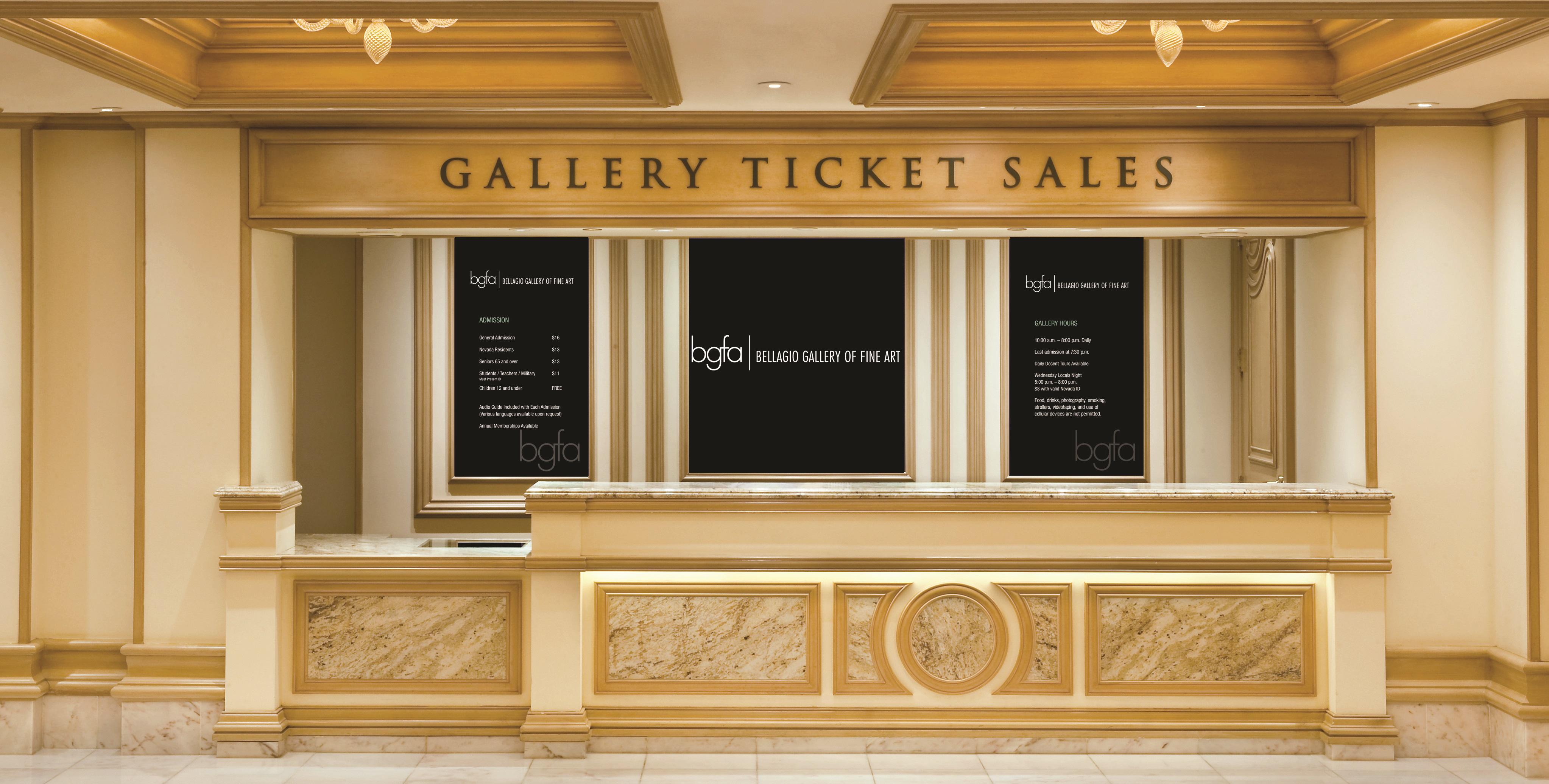 Galleri Bellagio Las Vegas