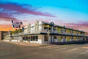 Downtowner Motel Las Vegas