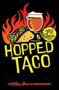 Hopped Taco Throwdown
