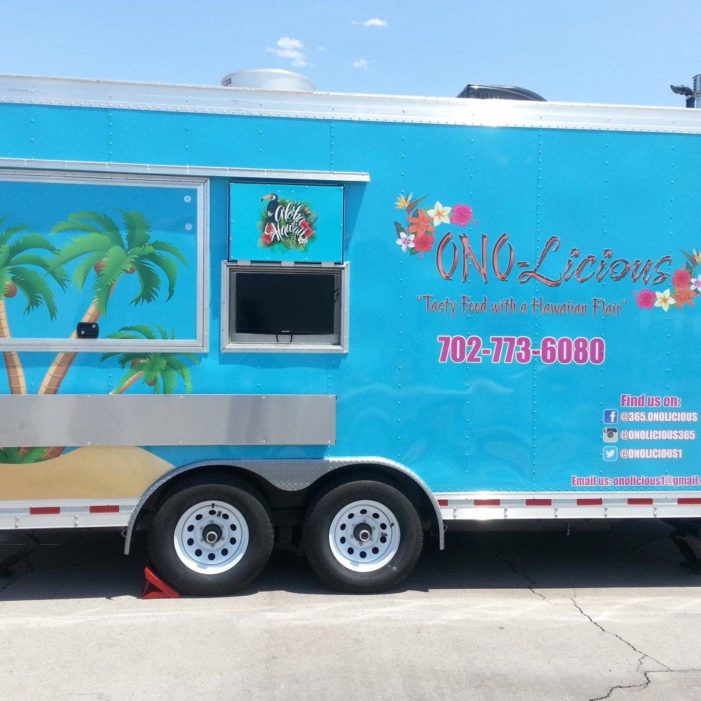 Onolicious Food Truck