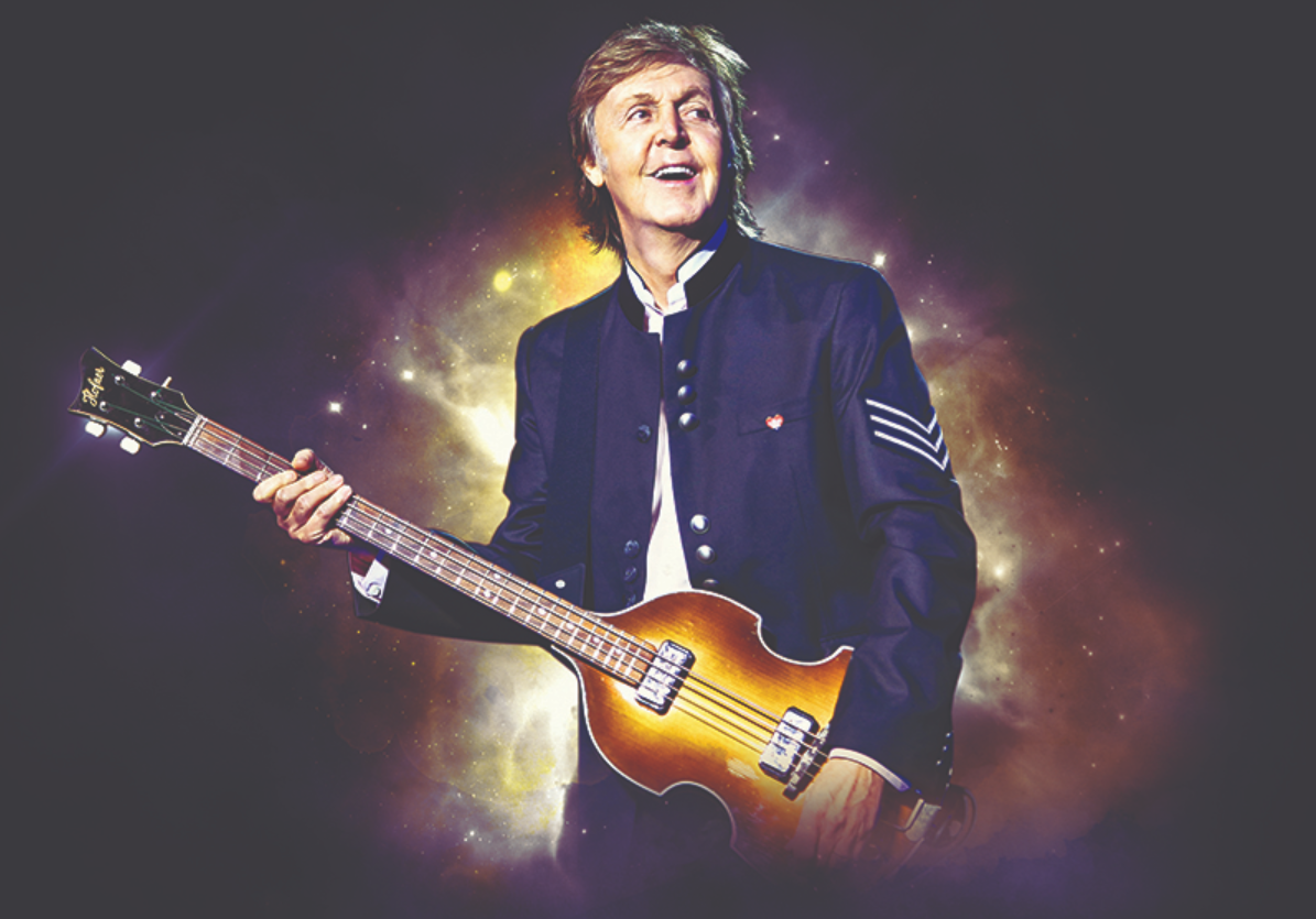 Paul McCartney Las Vegas