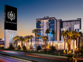 Sahara SLS Las Vegas