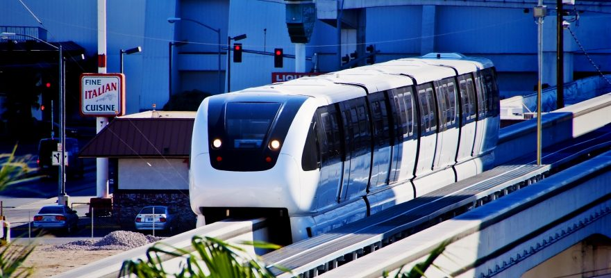 Transport i Las Vegas