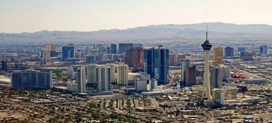 Väder i Las Vegas
