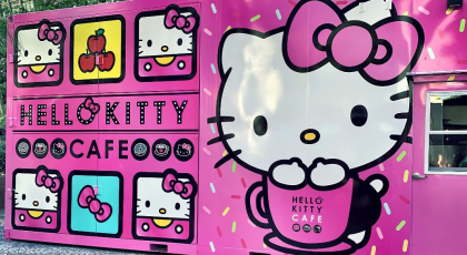 Hello Kitty Las Vegas