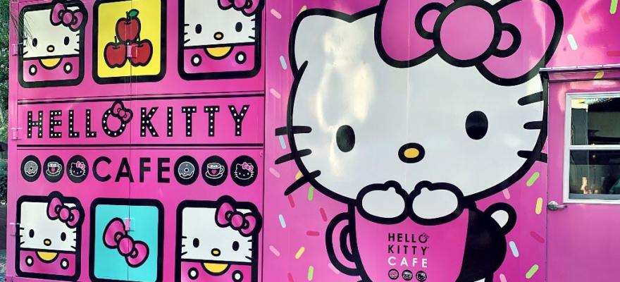 Hello Kitty Las Vegas