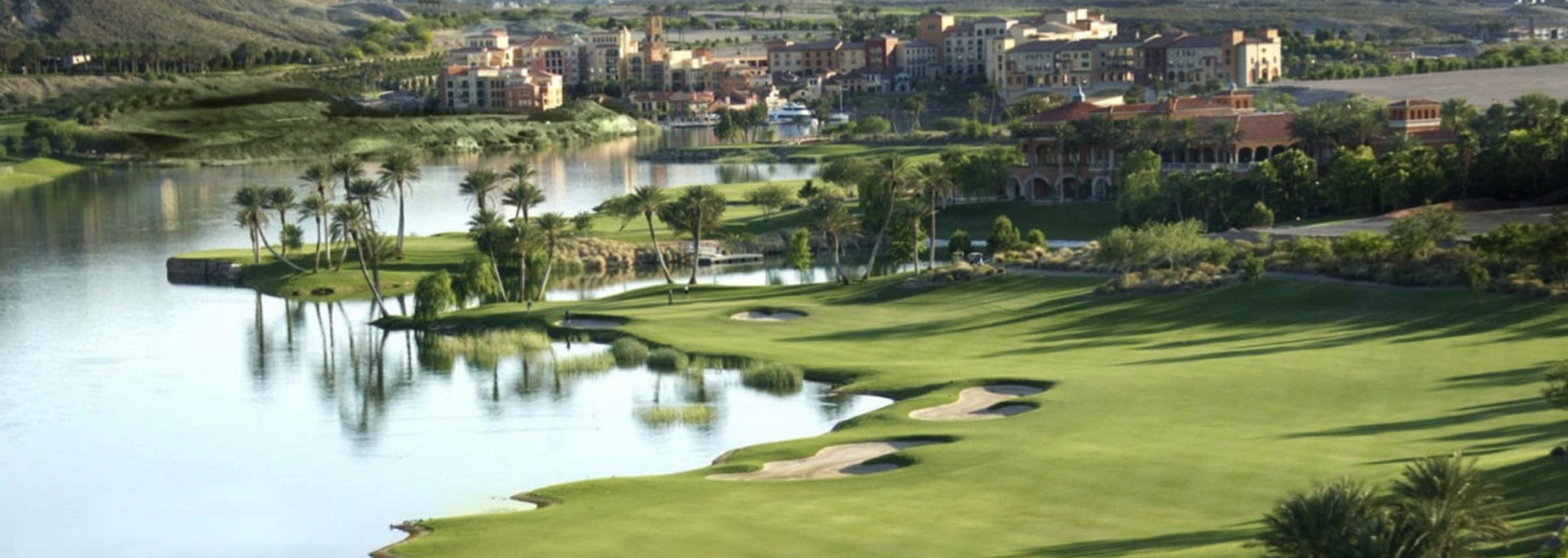Reflection Bay Golf Club Las Vegas