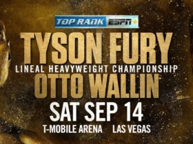 Otto Wallin mot Tyson Fury