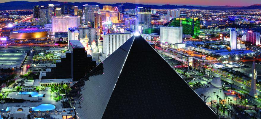 Bästa budgethotellen i Las Vegas