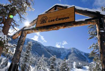 Lee Canyon Las Vegas