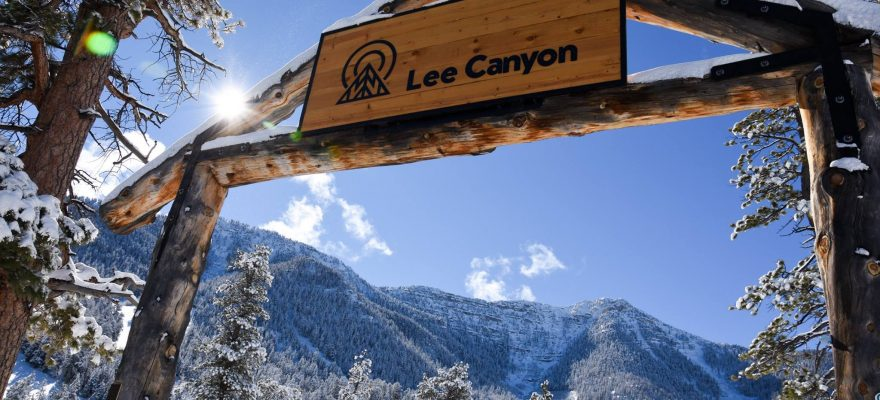 Lee Canyon Las Vegas
