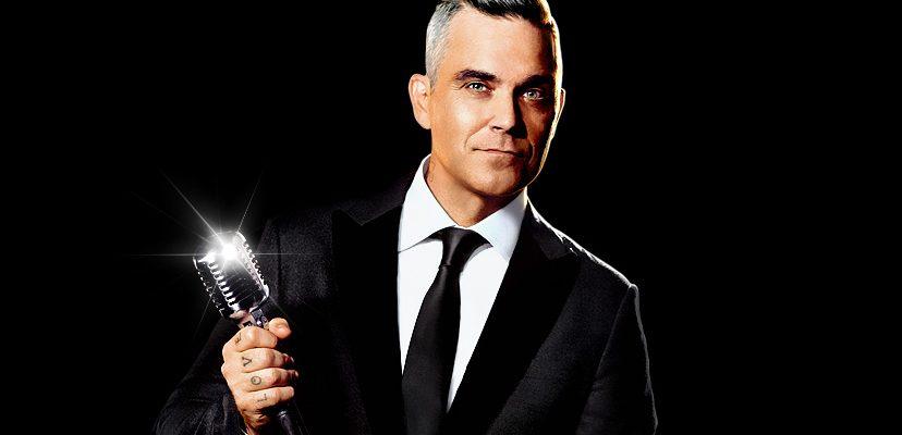 Robbie Williams Las Vegas