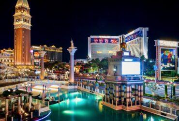 Las Vegas natt