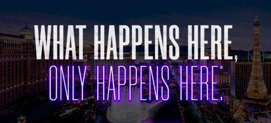 Slogan för Las Vegas