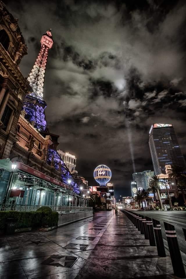 Corona virus Las Vegas