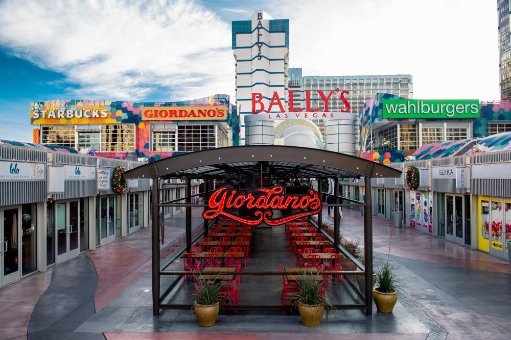 Girodano's Pizza Las Vegas