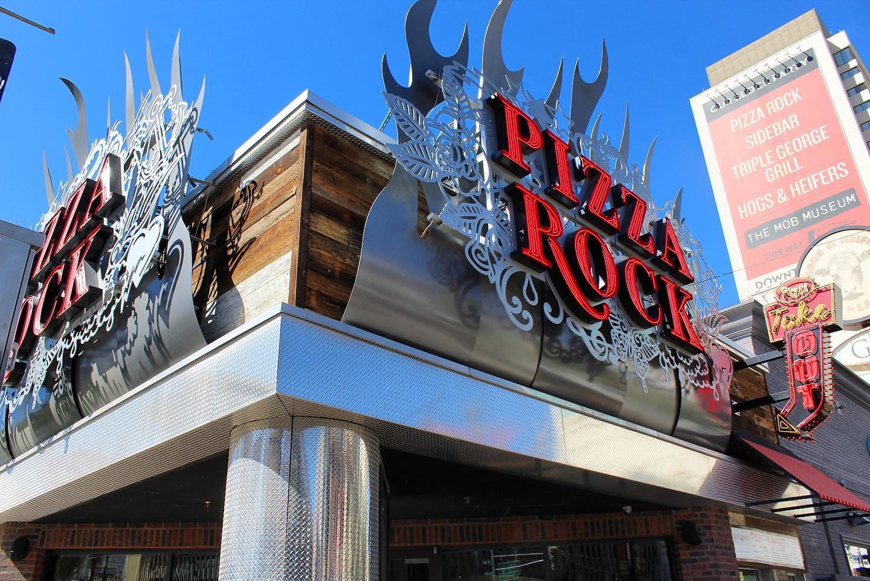 Pizza Rock Las Vegas