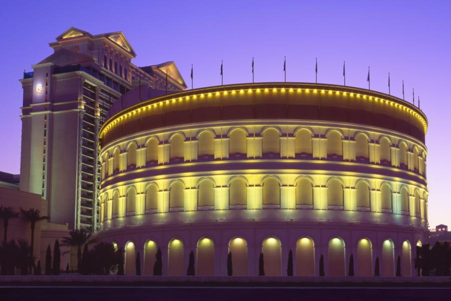 The Colosseum Las Vegas