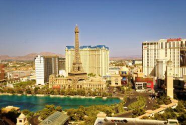 Las Vegas Paris Planet Hollywood