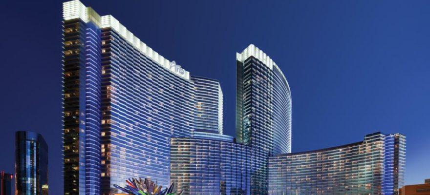 Största hotellen i Las Vegas