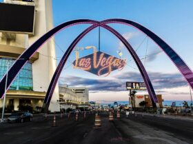 Las Vegas-båge