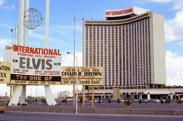 International Hotel 1969
