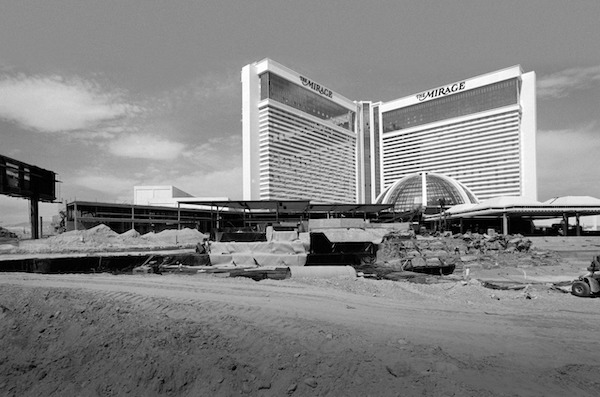 The Mirage Las Vegas 1989