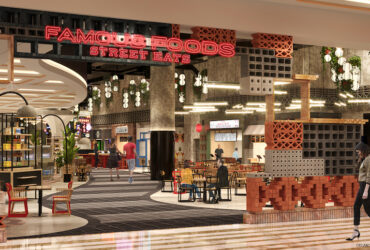 Food court Resorts World