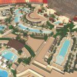 Resorts World Las Vegas pool