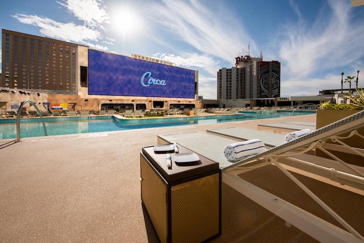 Circa Las Vegas - Stadium Swim