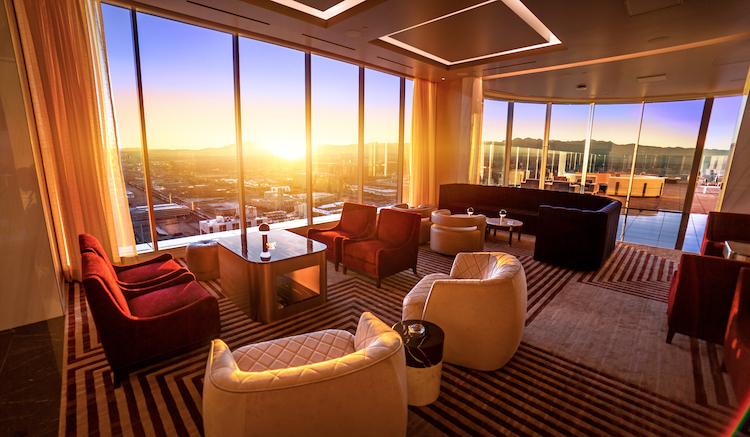 Legacy Club Las Vegas - utsikt