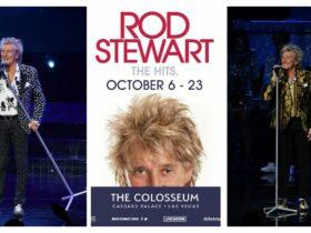 Rod Stewart Las Vegas