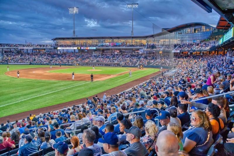 Las Vegas Ballpark Athletics